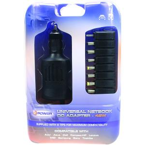 Mini NB255-N246 Adaptador para Carro (Pontas Multiplas)
