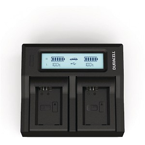 Alpha NEX-5KS Sony NPFW50 Dual Battery Charger