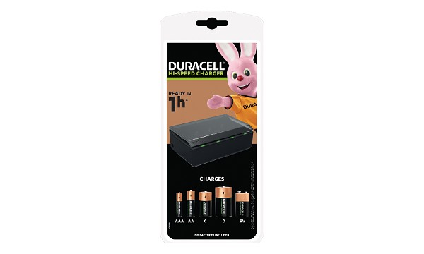 Duracell Multi Charger for AA/AAA/C/D/9V